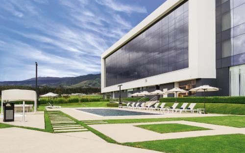 . EB Airport Quito Hotel Eurobuilding
