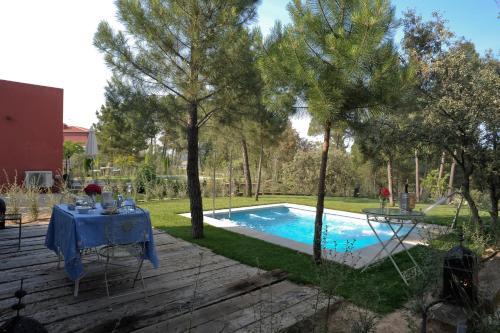 Suite con piscina privada - Uso individual Hotel Boutique Pinar 85
