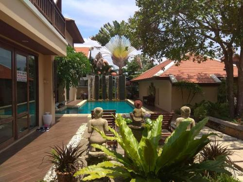 Jomtien Hotwind Villa,Pattaya Jomtien Hotwind Villa,Pattaya