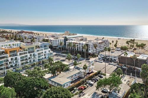 Hotel Ocean Lodge Santa Monica Beach Hotel