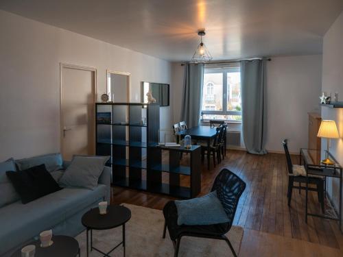 Appartement cosy proche plage et centre ville - Location saisonnière - Granville