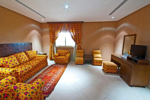 Al Malfa Resort room Valokuvat
