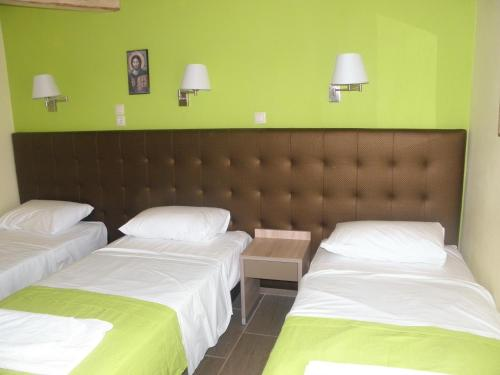 Makedonia Hotel фотографии номера
