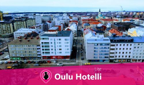 Oulu Hotelli Apartments Lite