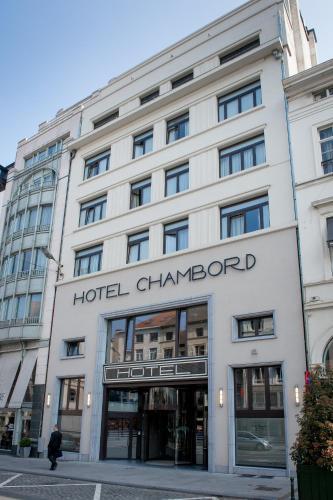 Hotel Chambord Hauptfoto