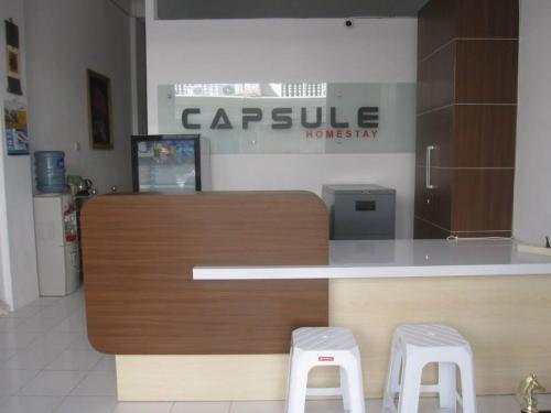 Capsule Homestay