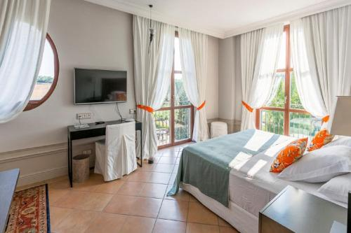 Suite Junior Prestige  Casa Anamaria Hotel Spa & Villas 4