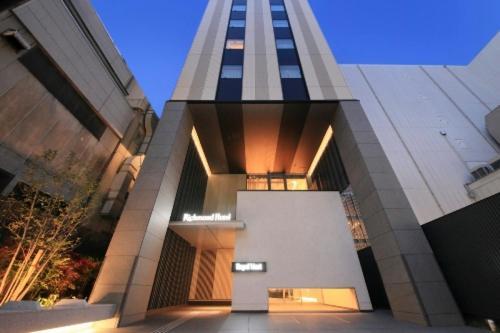 Richmond Hotel Tenjin Nishi-Dori Richmond Hotel Tenjin Nishi-Dori