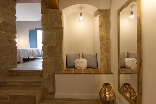 Double or Twin Room with Terrace El Mirador de Eloísa 11