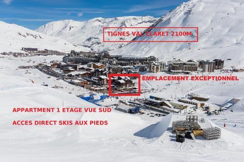 Odalys Le Rond Point Des Pistes - Chalet - Tignes