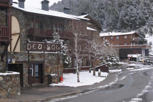 Фото отеля Complejo Deusol Soldeu
