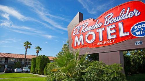 El Rancho Boulder Motel, Boulder City, NV