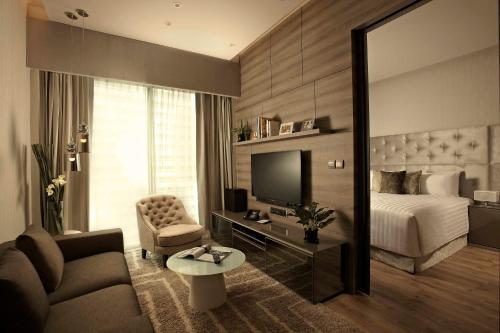 Pan Pacific Serviced Suites Beach Road photo 8
