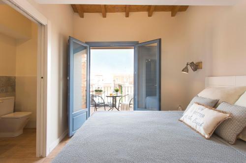 Double or Twin Room with Terrace El Mirador de Eloísa 2