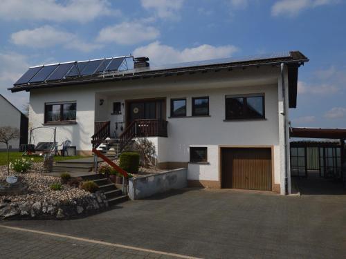 . Cozy Apartment in Leudersdorf Eifel with Terrace