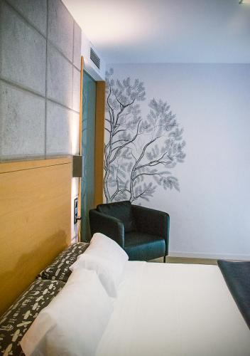 Double or Twin Room - single occupancy Hotel Rural Piedra Y Luz 11