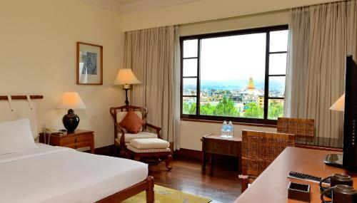 Taragaon, Boudha, Kathmandu, Nepal.