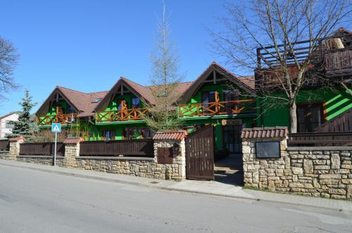 Penzion Grosek