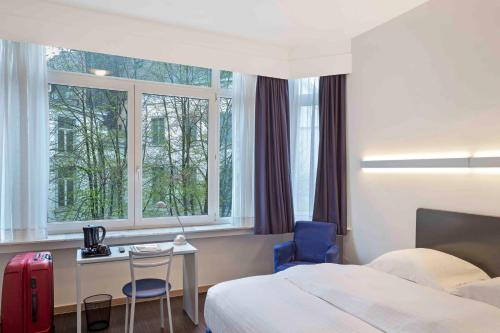 Argus Hotel Brussels.  Foto 1