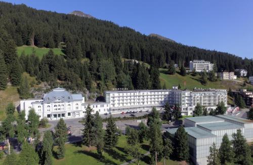 Steigenberger Grandhotel Belvedere Davos-Platz