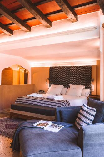 Junior Suite with Terrace - single occupancy Hotel Finca Ca N'ai - Adults Only 4