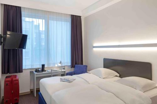 Argus Hotel Brussels.  Foto 5