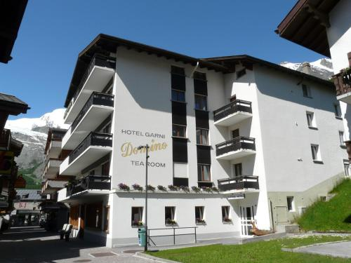 Hotel Garni Domino Saas-Fee
