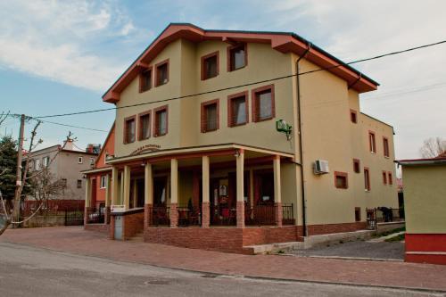 Accommodation in Sebedražie