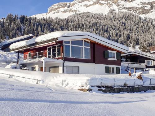 Apartment Desertina Flims