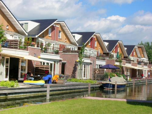 Apartment De Meerparel-5, Pension in Uitgeest bei Zaanse Schans