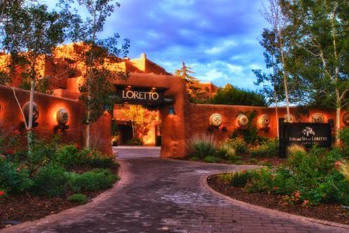 Inn & Spa at Loretto - Santa Fe, NM NM 87501