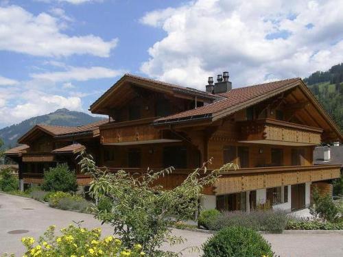 Apartment Farfalla Gstaad