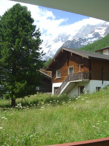 Haus Akelei - Apartment - Saas-Fee