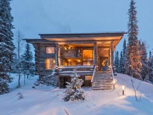 Holiday Home Villa vuosselinhovi