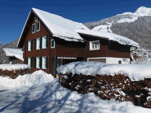 Apartment Hälmehois - Gerschnialp