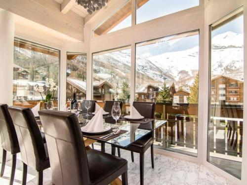 Apartment Sunshine Saas-Fee