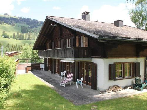 Apartment Lombachhaus Tal Gstaad