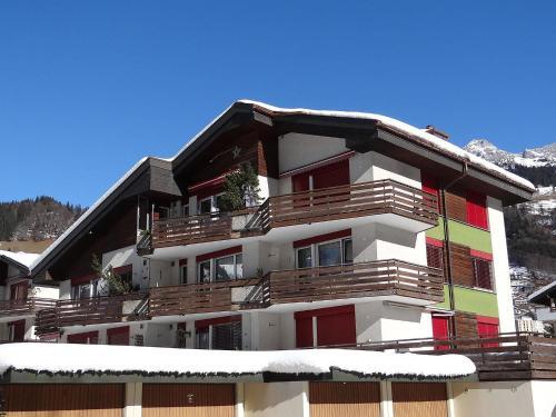 Apartment Birkenstrasse 54 Engelberg