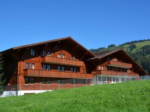 Apartment Anne (Hochparterre) Gstaad