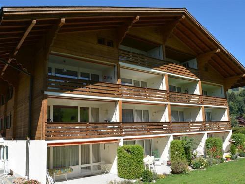 Apartment La Sarine 20 Gstaad
