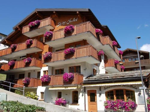 Apartment Swiss Chalet (114A05) Saas-Fee