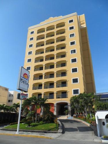 Hotel Bello Veracruz 部屋の写真