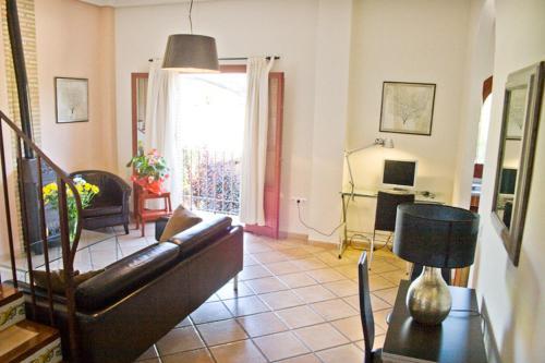 Two-Bedroom Apartment (4 Adults) - single occupancy Hotel Rural El Molino de Felipe 20