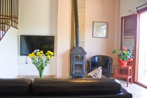 Two-Bedroom Apartment (4 Adults) - single occupancy Hotel Rural El Molino de Felipe 8