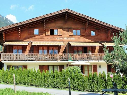 Apartment Mutthorn Gstaad