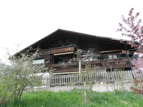 Apartment Morier (2. Stock) Gstaad