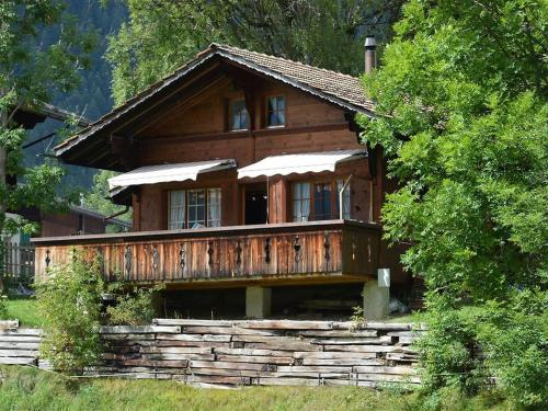 Apartment Marmotte, Chalet Gstaad