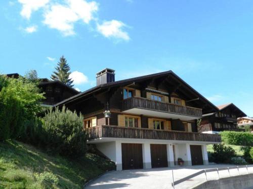 Apartment Fuchsia Gstaad