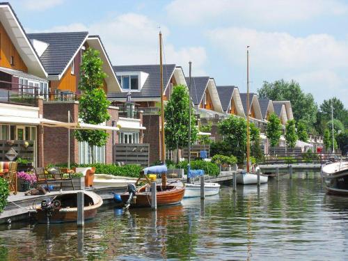 Apartment De Meerparel-7, Pension in Uitgeest bei Zaanse Schans