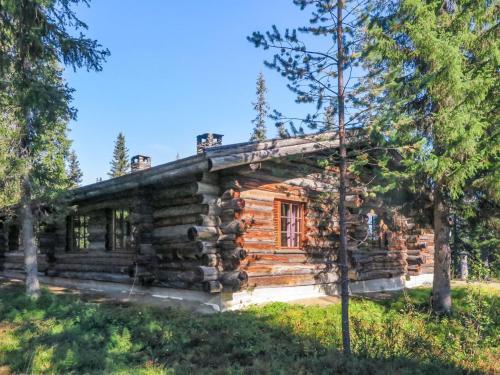 Holiday Home Jätkänkynttilä - Luosto